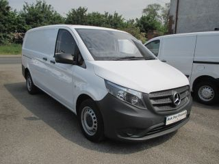 Used MERCEDES VITO in Shepperton, Middlesex for sale