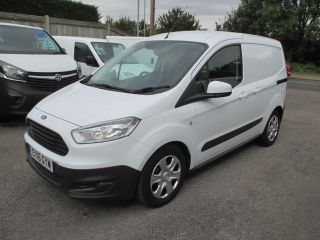 Used FORD TRANSIT COURIER in Shepperton, Middlesex for sale
